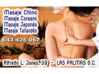 Oriental massage - 1h.