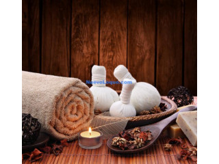 Disfruta del placer de un buen masaje