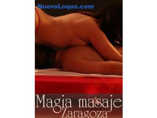 Magia masaje zaragoza