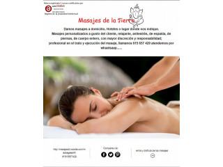 Cursos y masajes sona Sevilla y cadiz